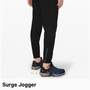 Lululemon surge jogger